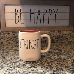 Rae Dunn STRENGTH Mug